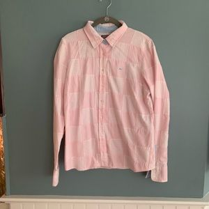 Women's Vineyard Vines Patchwork Shirt